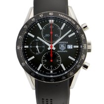 TAG Heuer Carrera Calibre 16 pre-owned Rubber