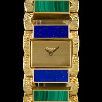 Piaget Ouro amarelo 23mm Corda manual usado