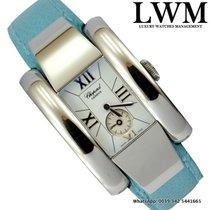 Chopard La Strada 8537 silver dial Full Set 2005's