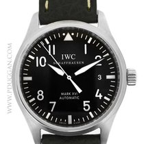 IWC stainless steel Mark XVI