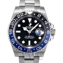 롤렉스 (Rolex) GMT-Master II Blue Black/Steel Ø40mm - 116710 BLNR