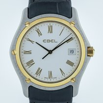 Ebel Classic Steel 38mm White Roman numerals United States of America, California, Pleasant Hill