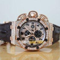 Audemars Piguet Royal Oak Offshore Diamond Pave Dial Automatic