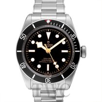チュドール (Tudor) Heritage Black Bay Black Steel 41mm - 79230N