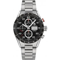 TAG Heuer Carrera Calibro 16 Day Date Acciaio 43mm Ref....