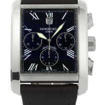 Raymond Weil Men's Don Giovanni Automatic Chrono Leather Watch...