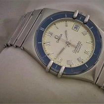 Omega Constellation , rare  steel model chronometer