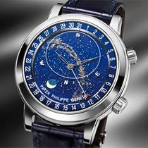 Patek Philippe Celestial new 2014 Automatic Watch with original box and original papers 6102P-001
