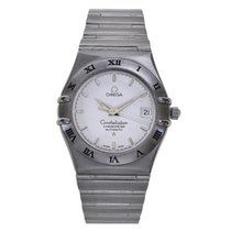 Omega Constellation Chronometer Stainless Steel Automatic...