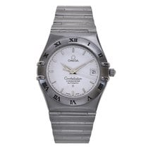 Omega Constellation Chronometer Stainless Steel Watch