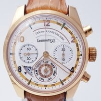 Eberhard & Co. Or rose 42mm Remontage automatique EU30120CP nouveau