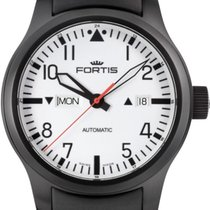 Fortis Steel Automatic 655.18.12.K new