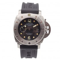 Panerai Luminor 1950 Steel 44mm Black