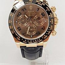 Rolex Daytona Chocolate Dial - Full Set