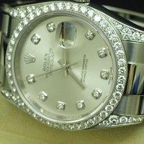 Rolex Custom Made Diamond Bezel for Rolex Day Date 36mm 2,00ct.