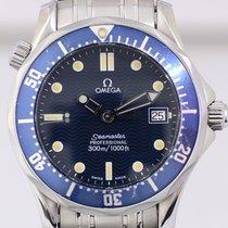 Omega Seamaster Diver 300M 36mm Unisex Daily Rocker Quartz...