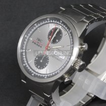 IWC GST new 2004 Automatic Chronograph Watch with original box and original papers IW3708