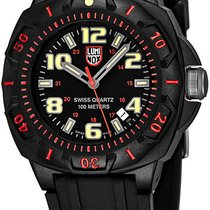 Luminox Quartz new Sentry Black