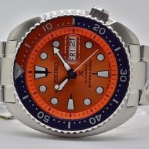 Seiko 45mm Automatik neu Prospex (Submodel) Orange