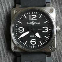 Bell & Ross BR 03-92S Automatic Steel 42mm