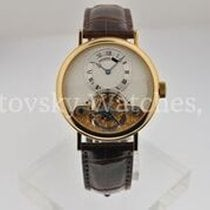 Breguet Classique Complications pre-owned 36mm Yellow gold