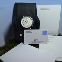 IWC Portuguese Chronograph new 41mm Steel