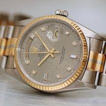 Rolex Weißgold 36mm Automatik 18039B gebraucht Schweiz, Geneve