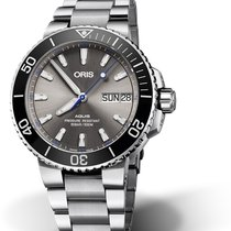 Oris Hammerhead Limited Edition Steel 45.5mm Grey