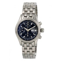 Armand Nicolet Steel 38mm Automatic 9048A pre-owned