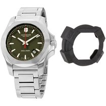 Victorinox Swiss Army Steel 43mm Quartz 241725.1 new United States of America, New York, Brooklyn