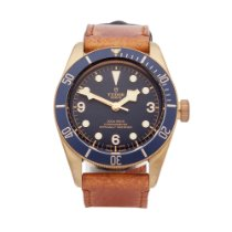 Tudor Black Bay Bronze Bronze 41mm Blue