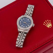 Rolex Oyster Perpetual Lady Date 69240 occasion