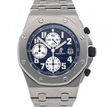 Audemars Piguet Royal Oak Offshore Chronograph Titanium 42mm Blue