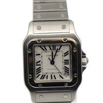 Cartier 2823 Steel Santos Galbée 32mm pre-owned United States of America, New York, New York