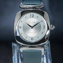 Glashütte Original Pavonina Steel 31mm Silver Arabic numerals