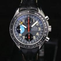 Omega Speedmaster Day Date Stahl 39mm Grau Arabisch Deutschland, Rosenheim