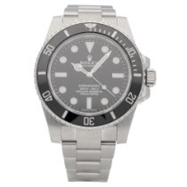 Rolex 114060 Steel 2013 Submariner (No Date) 40mm pre-owned United Kingdom, Liverpool