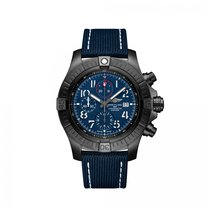 Breitling Titanium Automatic Blue 48mm new Super Avenger