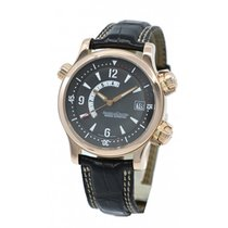 Jaeger-LeCoultre Master Memovox Or rose 41.5mm Noir Arabes France, Lyon