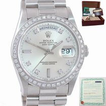Rolex Day-Date 36 18346 pre-owned
