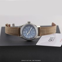 Oris Big Crown Pointer Date Steel 40mm Blue United States of America, New York, Airmont