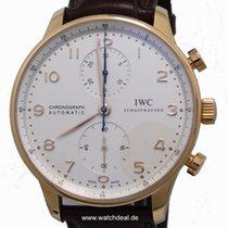 IWC Portugieser Chronograph deutsche Papiere inkl 19%