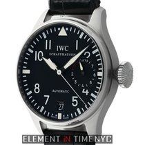 IWC Pilot Collection Big Pilot 7 Day Power Reserve Stainless...
