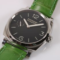 Panerai Women's watch Radiomir 1940 3 Days 42mm Manual winding new Watch with original box and original papers 2019