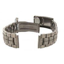 Hirsch Bijou All Titanium Bracelet 18-22mm