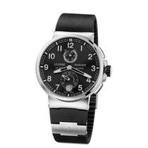 Ulysse Nardin Marine Chronometer Manufacture 1183-126-3/62 2020 новые