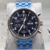 萬國 (IWC) IW377717   Pilot's Watch Chronograph  (Le Petit Prince )