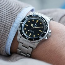 Rolex Submariner (No Date) | full set box and papers | steel