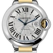カルティエ (Cartier) Ballon Bleu 42mm w2bb0022