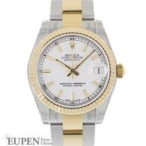Rolex 178273 Gold/Stahl Lady-Datejust 31mm